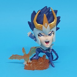 Saint Seiya Ikki the Phoenix second hand Chibi Figure Mini Big Head (Loose)