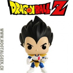 Funko Pop! Anime Dragonball Z Vegeta Over 9000 Edition Limitée