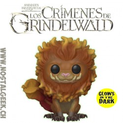 Funko Pop! Movies Fantastic Beasts 2 The Crimes of Grindelwald Zouwu GITD Exclusive Vinyl Figure