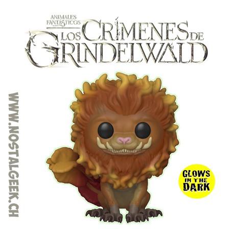 Funko Pop! Movies Fantastic Beasts 2 The Crimes of Grindelwald Zouwu GITD Exclusive Vinyl Figure