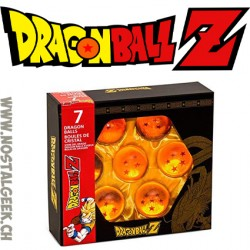 Dragon Ball - Super Dragon Balls Set of 7 Japanese Winter Gift Style