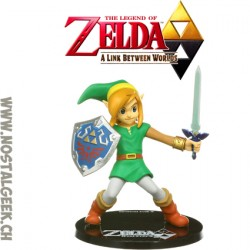 The Legend of Zelda A link between worlds Link Vinyl Figure