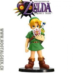 The Legend of Zelda Majora's Mask Link Vinyl Figure