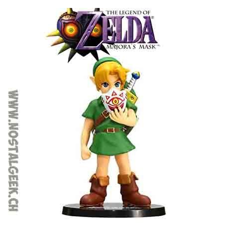 The Legend of Zelda Majora's Mask Link Vinyl Figure