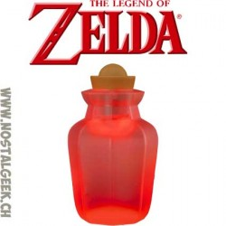 The Legend of Zelda Link Lampe Potion qui change de couleur