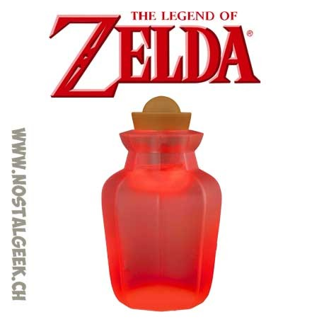 The Legend of Zelda Potion Colour Changing Light