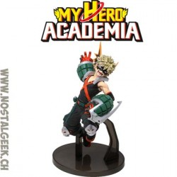 Banpresto My Hero Academia Katsuki Bakugo The Amazing Heroes Vol. 3