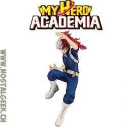 Banpresto My Hero Academia Shoto Todoroki The Amazing Heroes Vol. 2 Figure
