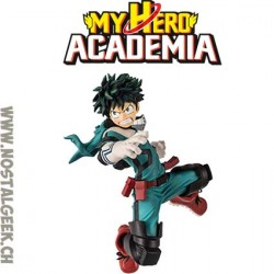 Banpresto My Hero Academia Izuku Midoriya The Amazing Heroes Vol. 1