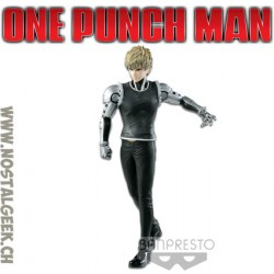 Banpresto One Punch Man Genos DXF Premium Figure