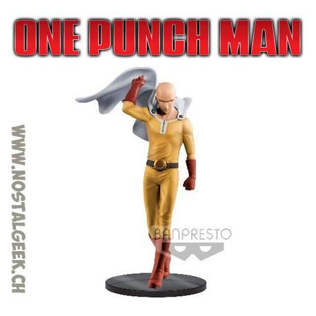One Punch Man Saitama DXF Premium PVC Figure