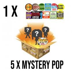 Mystery Box Funko Pop Vinyl Figures