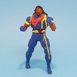 Marvel X-Men Bishop Die-cast Metal second hand Action figure (Loose)