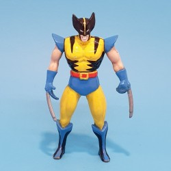 Marvel X-Men Wolverine Die-cast Metal second hand Action figure (Loose)