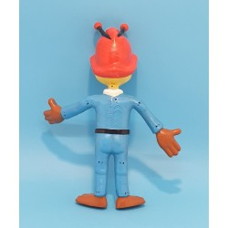 Le Scrameustache Figurine Flexible second hand figure