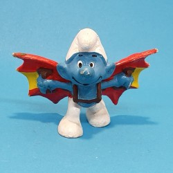 The Smurfs Smurf with wings second hand Figure.