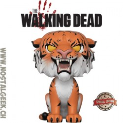 Funko Pop The Walking Dead Shiva Exclusive Vinyl Figure
