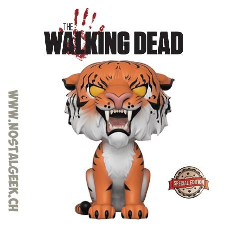 Funko Pop The Walking Dead Shiva Exclusive Vinyl Figure