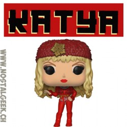 Funko Pop Drag Queen Katya Exclusive Vinyl Figure