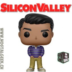 Funko Pop Television Silicon Valley Dinesh Vaulted Vinyl Figure