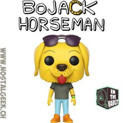 Funko Pop Animation Bojack Horseman Mr. Peanutbutter Vaulted Vinyl Figure