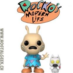 Funko Pop Animation Rocko's Modern Life Rocko with Spunky