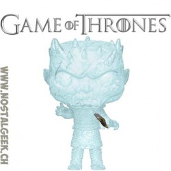 Funko Pop Game of Thrones Night King (Crystal) Vinyl Figure