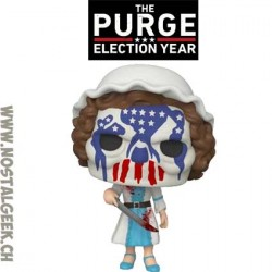 Funko Pop Movies The Purge Election Year Betsy Ross Vinyl Figure