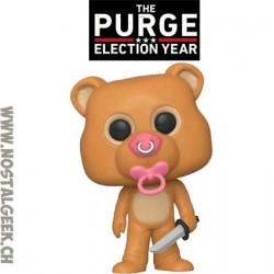 Funko Pop Movies The Purge Election Year Big Pig Vinyl Figure
