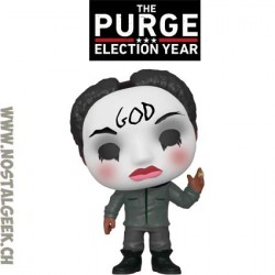 Funko Pop Movies The Purge Election Year The Waving God Vinyl Figure