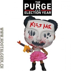Funko Pop Movies The Purge Election Year Freakbride