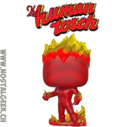 Funko Pop Marvel 80th First Appearance Human Torch