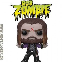Funko Pop Rocks Rob Zombie Vinyl Figure