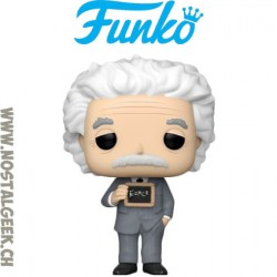 Funko Pop Icons Albert Einstein Vinyl Figure