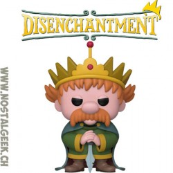 Funko Pop Animation Disenchantment King Zog Vinyl Figure