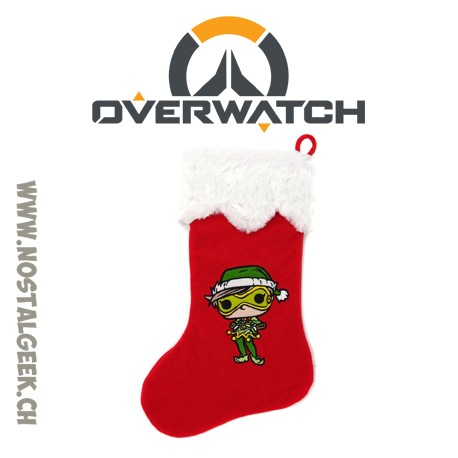 Funko Overwatch Tracer Exclusive Christmas Stocking Exclusive
