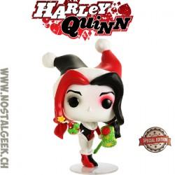 Funko Pop! DC Bombshells Harley Quinn (Santa) Exclusive Vinyl Figure