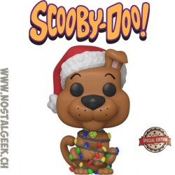Funko Pop! Animation Scooby-Doo (Holiday) Edition Limitée