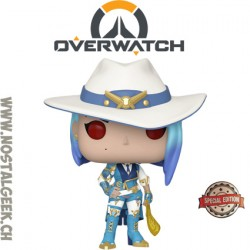 Funko Pop Overwatch Ashe (Winter) Exclusive Vinyl Figure