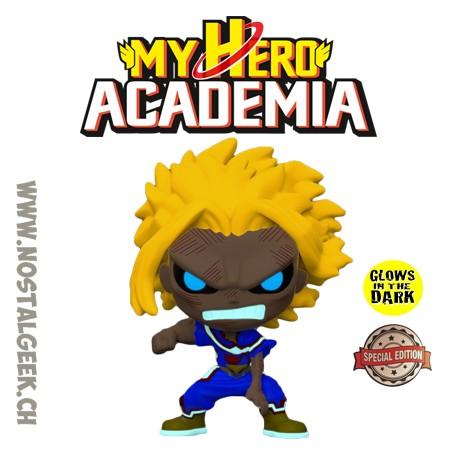 Funko Pop! Anime My Hero Academia All Might (Weakened) GITD Vinyl Figure