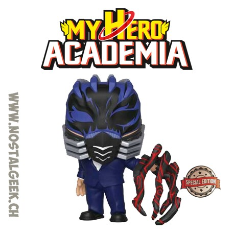 Funko Pop! Anime My Hero Academia All For One (Battle Hand) Exclusive Vinyl Figure