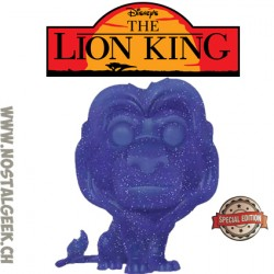 Funko Pop! Disney The Lion King Mufasa (Spirit) Exclusive Vinyl Figure