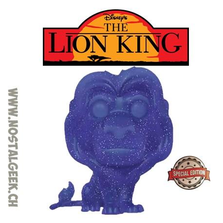 Funko Pop! Disney The Lion King Mufasa (Spirit) Exclusive Vinyl Figure