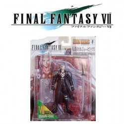 Final Fantasy VII 7 Legendary Soldier Sephiroth Extra Knights Figure Bandai
