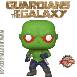 Funko Pop Marvel Guardians of the Galaxy Drax (First Appearance) Edition limitée