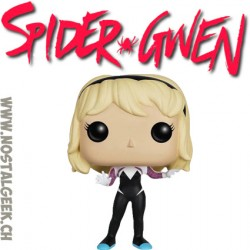 Funko Pop! Marvel Spider-Gwen (Unhooded) Exclusive Vinyl Figure