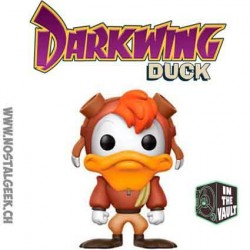 Funko Pop Disney Darkwing Duck (Myster Mask) Launchpad Mcquak(Flagada Jones) Figure