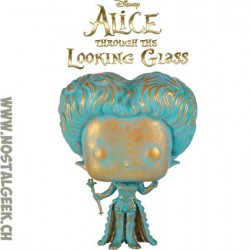 Funko Pop! Disney Alice Trough the looking Glass Iracebeth (Patina) Exclusive Vinyl Figure