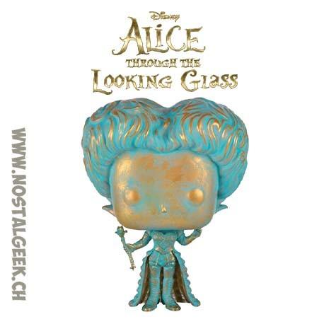 Funko Pop! Disney Alice Trough the looking Glass Iracebeth (Patina) Exclusive Vinyl Figure