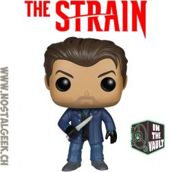 Funko Pop! Television The Strain - Dr. Ephraim Goodweather Vaulted